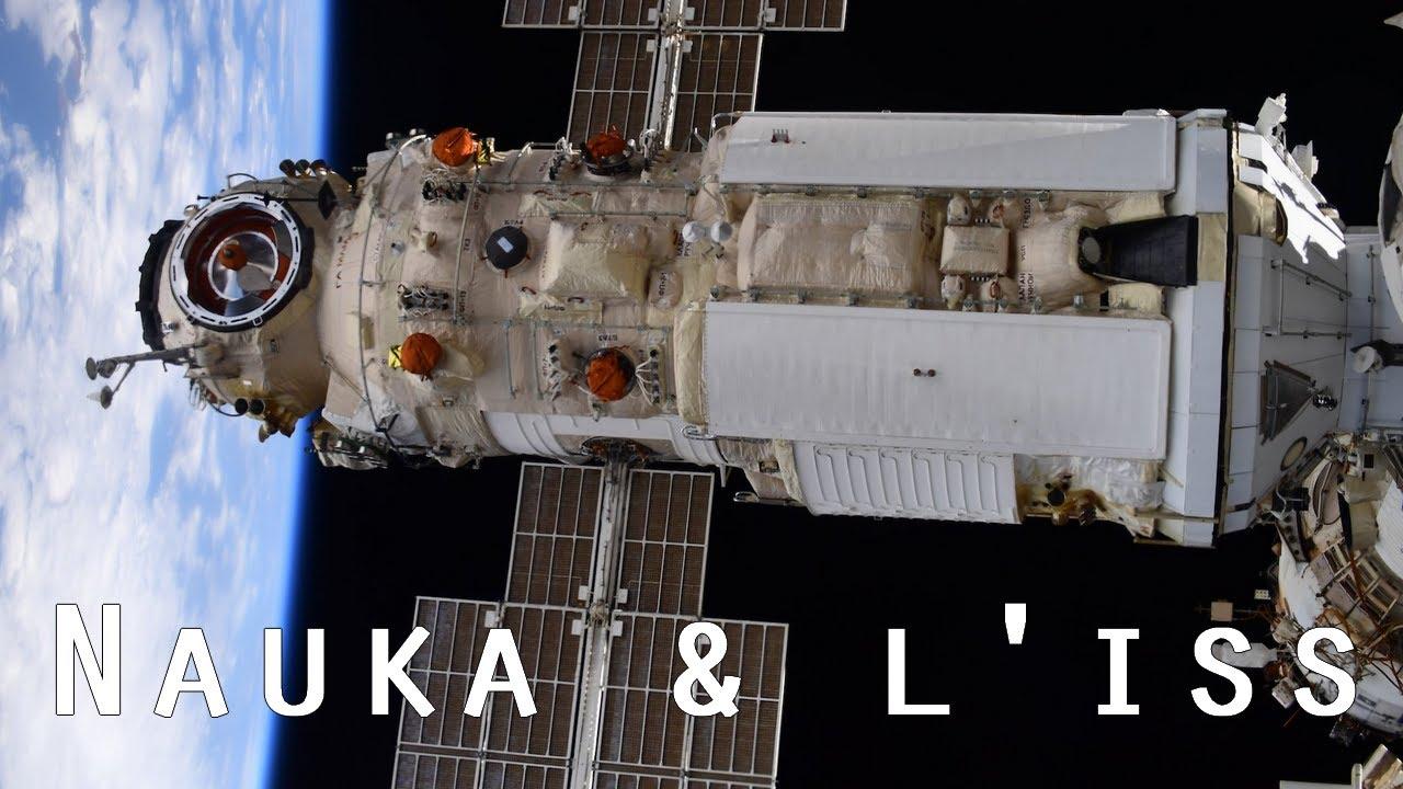 NAUKA: LA MALÉDICTION CONTINUE ! ( arrivée à l'ISS ) On en reparle / actualité spatiale