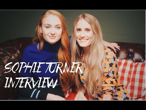 INTERVIEW WITH X-MEN APOCALYPSE STAR SOPHIE TURNER