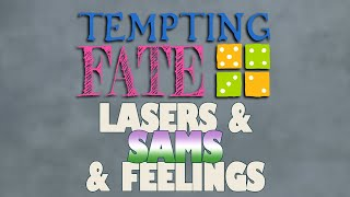 Lasers & Sams & Feelings RPG - Benefit for The Trevor Project