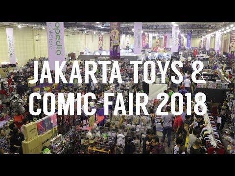 Jakarta Toys Fair 2018