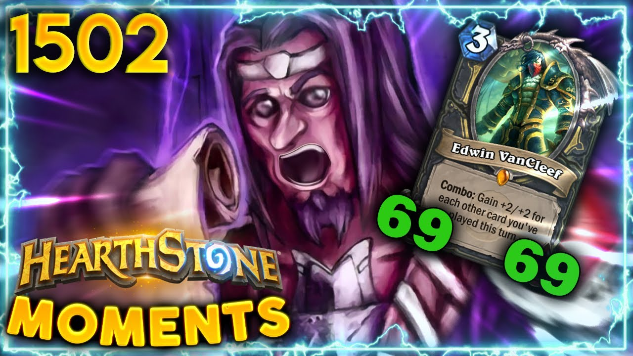 Edwin Goes On His FINAL QUEST!! | Hearthstone Daily Moments Ep.1502 thumbnail