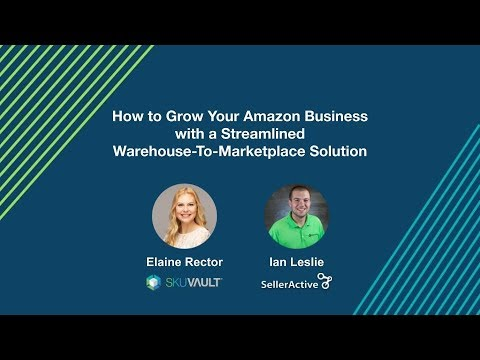 How to Grow Your Amazon Business with a Streamlined