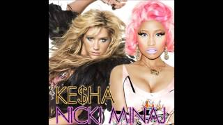 Nicki Minaj vs. Ke$ha - Starships, Die Young (Mashup)