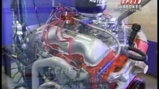 PONTIAC - stock Pontiac Super Duty 421v8/405hp vs stock Chevy 409v8/409hp on DYNO