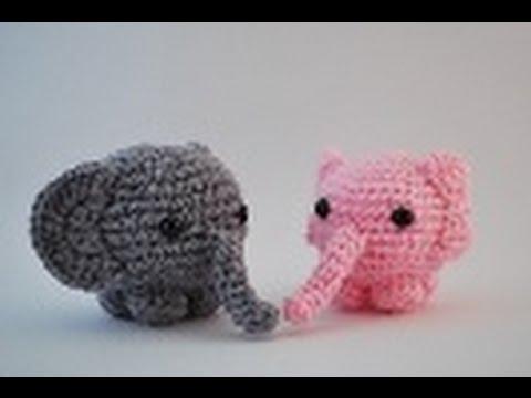 Joe the Elephant amigurumi pattern - Amigurumipatterns.net | 360x480