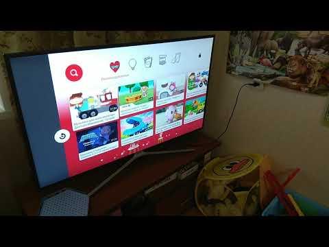 На Smart TV Samsung не отвечает приложение YouTube