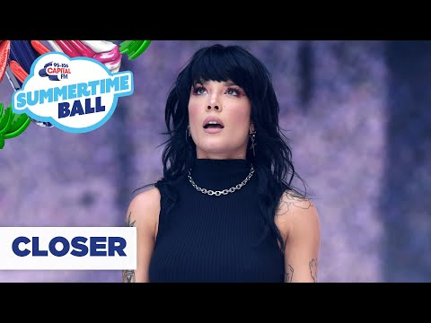 Halsey – 'Closer' | Live at Capital's Summertime Ball 2019