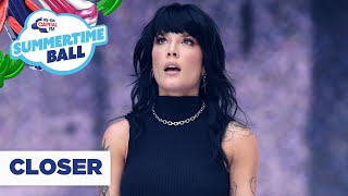 Halsey – 'Closer' | Live at Capital's Summertime Ball 2019