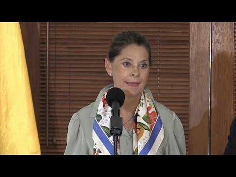 Colômbia reclama propriedade