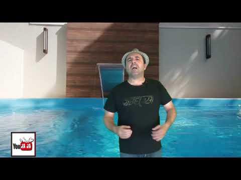 piscina privada y cuñado gorrón mala combinación......