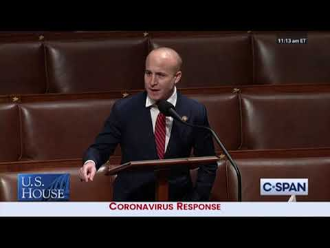 Rep. Max Rose Urges House to Pass Emergency Coronavirus Relief, Sending Over $40 Billion to New York