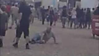 Stalking a Drunk at Download Festival