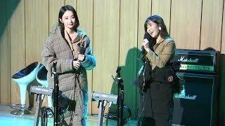 Davichi 다비치 - Don`t Say Goodbye (Radio Live)