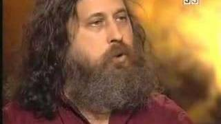 Richard Stallman -  Software Libre