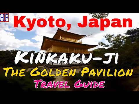 Kyoto | Kinkaku ji Temple (Golden Pavilion) | Travel Guide | Episode# 5