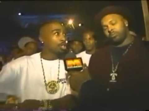 2Pac & Suge Knight on Death Row East & on Puffy/ Bad Boy Records 1996