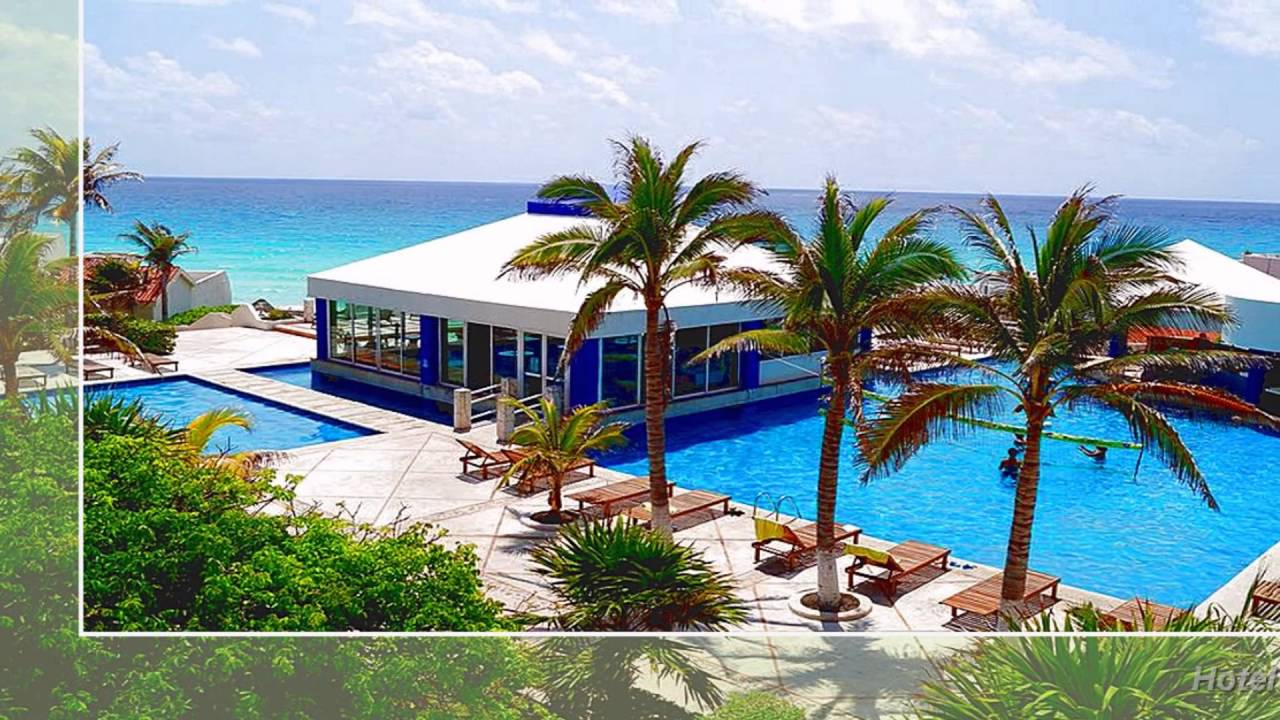Hotel Solymar Beach Resort  Cancun