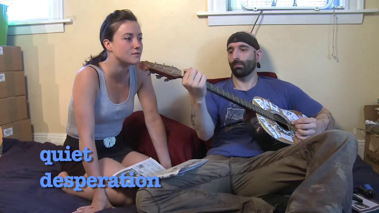 """Download Quiet Desperation  (Season 1 Ep-6) """"Rob's Cave"""""""