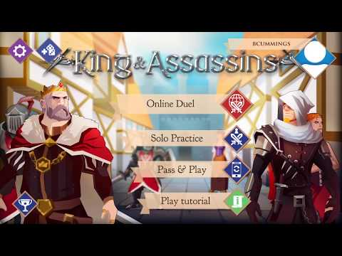 King And Assassins   Digital Board Game