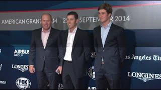 Les cavaliers belges brillent aux Longines Los Angeles Masters