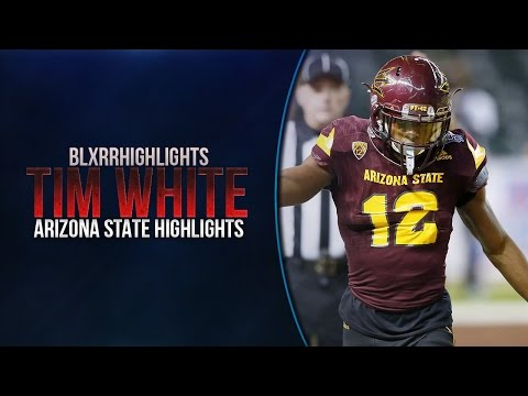 "Tim White || ""Congratulations"" || Arizona State Highlights ᴴᴰ [ @tim_white6 ]"