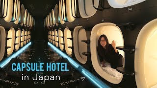Download Video TOKYO CAPSULE HOTEL TOUR MP3 3GP MP4