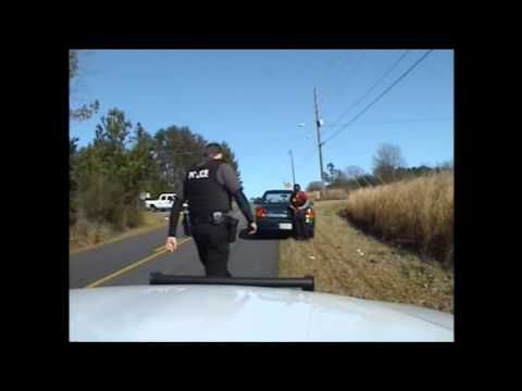Officer Marc Lofton - False Arrest - Full video
