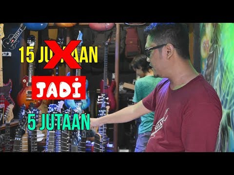 Toko Musik Termurah Di Jakarta,  Diskon Harga Gila-Gilaan SOB!!!