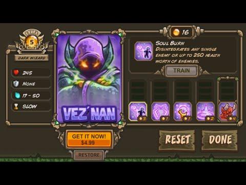 Kingdom Rush Origins: Enchanted Forest - Walkthrough Gameplay