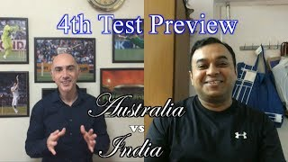 4th test Preview: Australia vs India