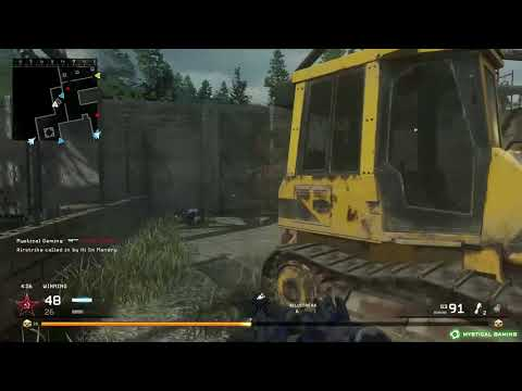 Modern Warfare Remastered - Team Deathmatch - Pipeline (XBOX ONE)