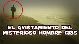El Aterrador Avistamiento del Hombre Gris de las Islas Pawleys   Misteriosa Criatura Sombra