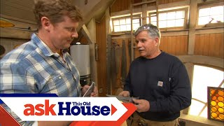 How to Use a Speed Square | Ask This Old House