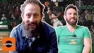 Sportsball Let's Play - NBA Jam - Basketball Talk feat. Geoff Ramsey | Sportsball