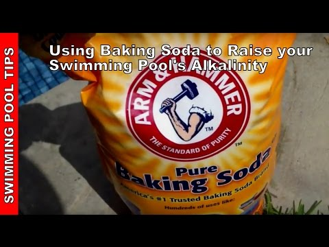 using-baking-soda-to-raise-your-swimming-pool's-alkalinity