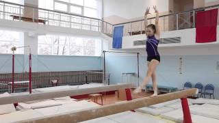 Спортпланерка по спортивной гимнастике