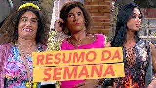 RESUMO DA SEMANA Tô De Graça Final de Temporada Humor multishow