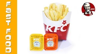 Картошка фри как в KFC