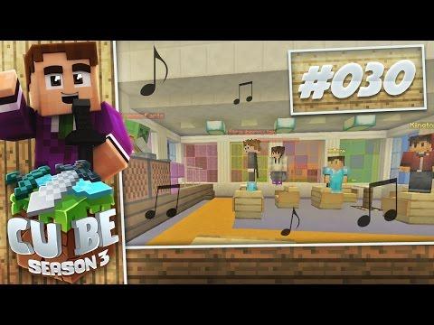 Minecraft [The Cube SMP Season 3]: Ep. 30 - THE CUBE KARAOKE 2.0!