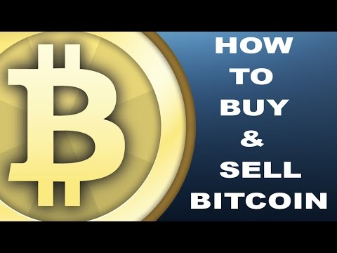 HOW TO BUY/SELL BITCOIN   CoinBase