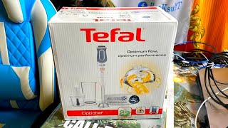 Unboxing Tefal Optichef Hand B…