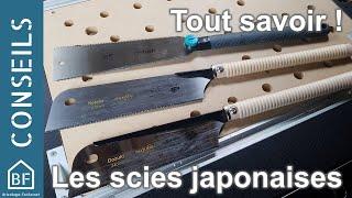 Accessoire pratique : La scie japonaise pour couper avec précision