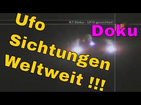 Ufo Sichtungen auf der ganzen Welt - Dokumentation - Voller Film - German Deutsche Sprache