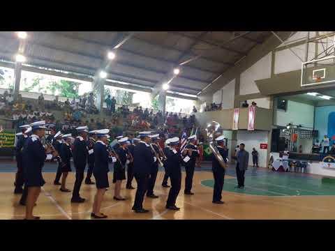 BMBF (Santa Rita, Maranhão ) na IX copa Norte Nordeste de Bandas e Fanfarras 2016 Recife PE.