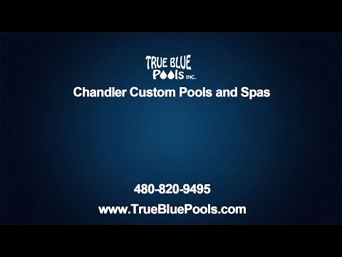 Chandler Custom Pools and Spas