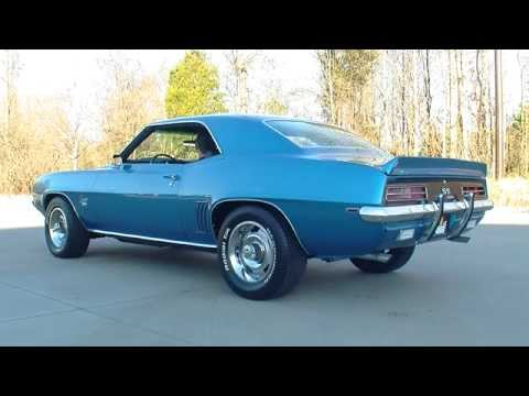 Chevrolet Camaro features