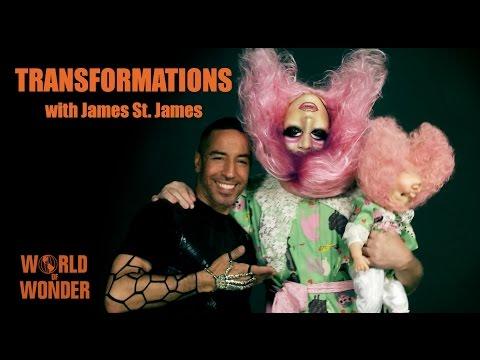 Glen Alen and James St. James: Upside Down Girl - Transformations