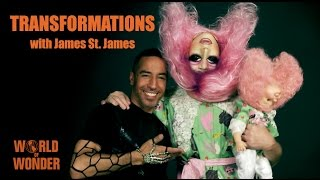 Glen Alen and James St. James: Upside Down Girl - Transformations