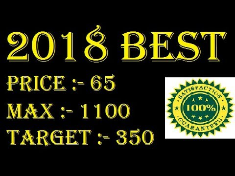 Download JACKPOT - 2018 || Penny stock below 65 rupees,multibagger penny stock || best stock for 2018