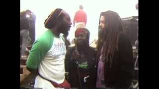 "Reggae Makossa interviews George ""Jawge"" Hughes from Jawge And The Unknown Band"